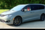 2020 Chrysler Pacifica Red S Edition First Look By Steve Hammes