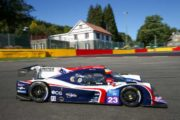 DISAPPOINTING END TO PROMISING RACE FOR UNITED AUTOSPORTS MICHELIN LE MANS CUP TEAM AT SPA