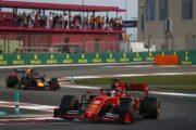 Ferrari F1 driver Vettel says he