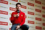 Podcast: Charles Leclerc discusses life as a Ferrari driver - F1 news