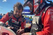 Video: Alonso and Dakar co-driver Coma repair damaged Toyota - Dakar news