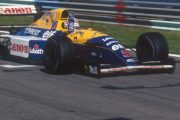 Video: Looking back at Williams's iconic FW14B F1 car - F1 news