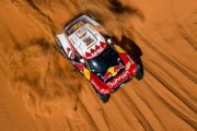 Serradori edges Alonso to Dakar stage eight win, Sainz holds lead - Dakar news