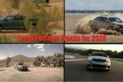 Which Are The Least Efficient Trucks For The 2020 Model Year?