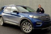 2020 Ford Explorer Hybrid Review By Auto Critic Steve Hammes