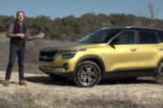 2021 Kia Seltos SX Review By Auto Critic Steve Hammes