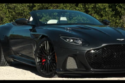 2020 Aston Martin DBS Superleggera Volante Review by Steve Hammes