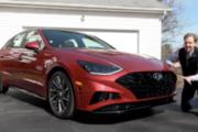 2020 Hyundai Sonata Limited Review By Auto Critic Steve Hammes