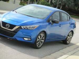 2020 Nissan Versa Quick Takes TESTDRIVENOW OVERVIEW