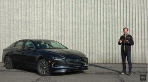 2020 Hyundai Sonata Hybrid Limited Review By Auto Critic Steve Hammes