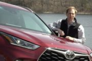 2020 Toyota Highlander Platinum Review By Steve Hammes