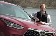 2020 Toyota Highlander Platinum Review By Steve Hammes