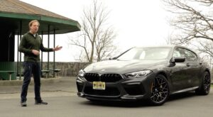 2020 BMW Competition Gran Coupe Review By Auto Critic Steve Hammes