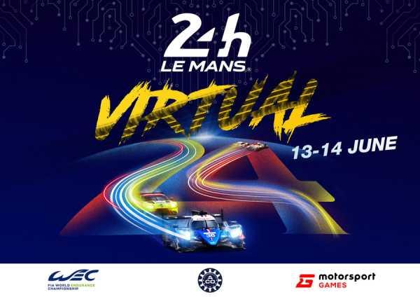 UNITED AUTOSPORTS TO ENTER ACO LE MANS 24 HOURS VIRTUAL RACE