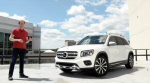2020 Mercedes Benz GLB 240 4MATIC Review By Steve Hammes