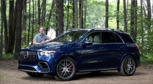 2021 Mercedes AMG GLE 63 S Review By Car Critic Steve Hammes