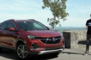2020 Buick Encore GX Essence Review By Car Critic Steve Hammes