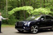 2020 Bentley Bentayga V8 Review By Car Critic Steve Hammes