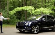 2020 Bentley Bentayga V8 Review By Car Critic Steve Hammes