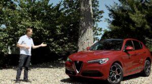 2020 Alfa Romeo Stelvio Ti Sport AWD Review By Steve Hammes
