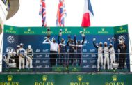 UNITED AUTOSPORTS WIN LE MANS 24 HOURS