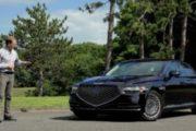 2020 Genesis G90 AWD 3.3T Premium Review By Steve Hammes