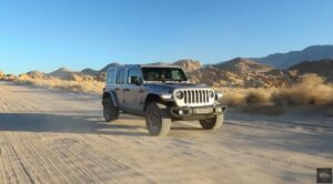 2021 Jeep Wrangler 4xe First Look By Steve Hammes