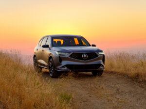 2022 ACURA MDX FIRST LOOK BY CAR CAR CRITIC STEVE HAMMES