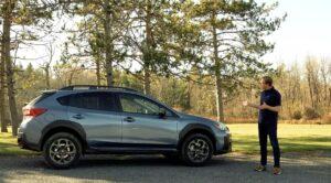2021 SUBARU CROSSTREK SPORT TEST DRIVE BY STEVE HAMMES
