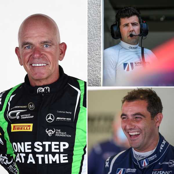 IAN LOGGIE TO TEAM UP WITH ANDY MEYRICK AND ROB WHELDON FOR UNITED AUTOSPORTS ASIAN LE MANS SERIES CAMPAIGN
