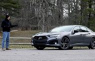 2021 Acura TLX A-Spec TEST DRIVE By Car Critic Steve Hammes