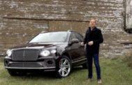 2021 BENTLEY BENTAYGA V8 TEST DRIVE BY STEVE HAMMES