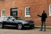 2021 Volvo V90 Inscription TEST DRIVE By Car Critic Steve Hammes