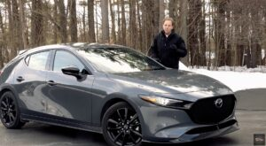 2021 MAZDA MAZDA3 HATCHBACK TEST DRIVE | Test Drive Now