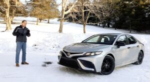 2021 Toyota Camry SE Nightshade Edition | Test Drive Now