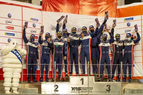 UNITED AUTOSPORTS WIN 2021 ASIAN LE MANS SERIES LMP3 CHAMPIONSHIP WITH 1-2-3 PODIUM LOCKOUT
