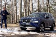 2021 NISSAN ROGUE TEST DRIVE BY CAR CRITIC STEVE HAMMES