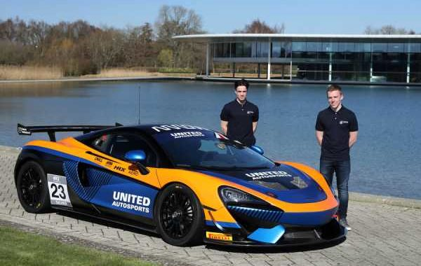 GUS BOWERS AND DEAN MACDONALD COMPLETE UNITED AUTOSPORTS GT4 TEAM FOR 2021