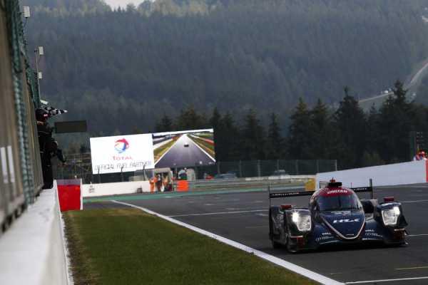 UNITED AUTOSPORTS BEGIN FIA WORLD ENDURANCE CHAMPIONSHIP TITLE DEFENCE AT SPA FRANCORCHAMPS