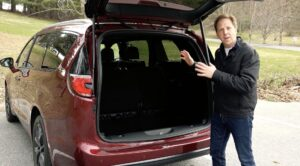 2021 CHRYSLER PACIFICA TEST DRIVE BY STEVE HAMMES