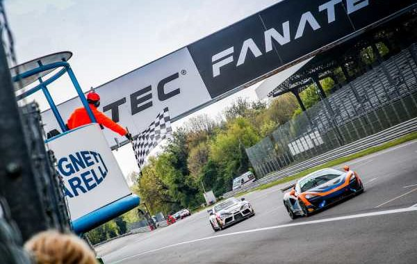 UNITED AUTOSPORTS RETURN TO GT RACING WITH A DOUBLE WIN AND DOUBLE PODIUM FINISH IN MONZA