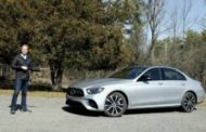 2021 MERCEDES BENZ E450 TEST DRIVE BY STEVE HAMMES