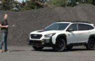 2022 SUBARU OUTBACK WILDERNESS TEST DRIVE
